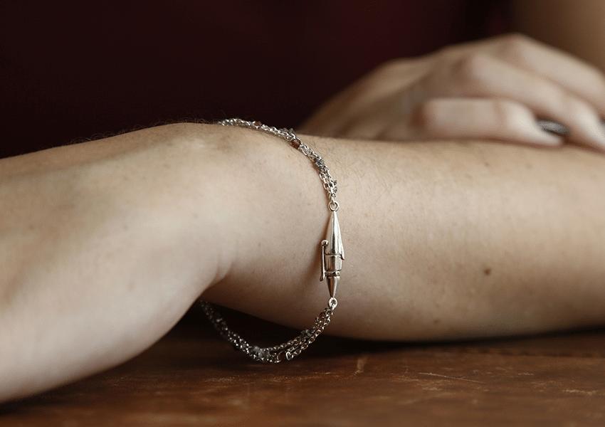 bracelet fermoir